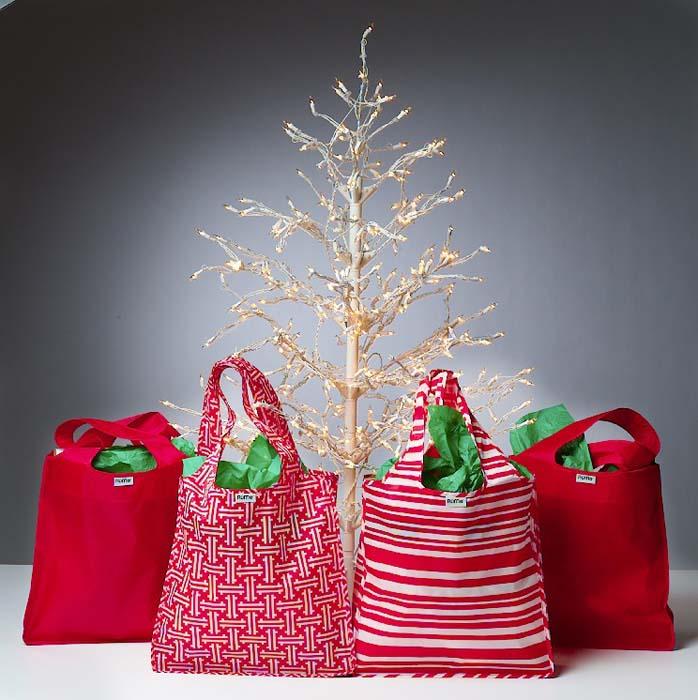 Christmas Reusable Shopping Bags | Bags More